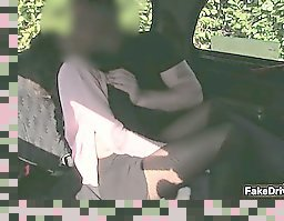 spying on couple in car